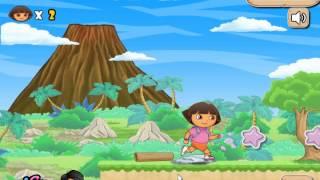 Dora Spring Run (Даша: Весенний пробег) - прохождение игры