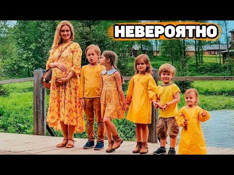 Как живет 30-летняя россиянка, родившая 5х погодок и которая снова беременна