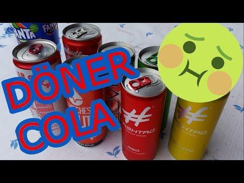 DÖNER COLA / FRISCHES BLUT (WTF) - EKELHAFTE DRINKS