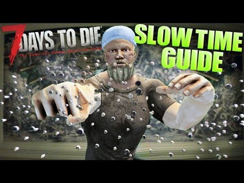 7 days to die how to keep cool