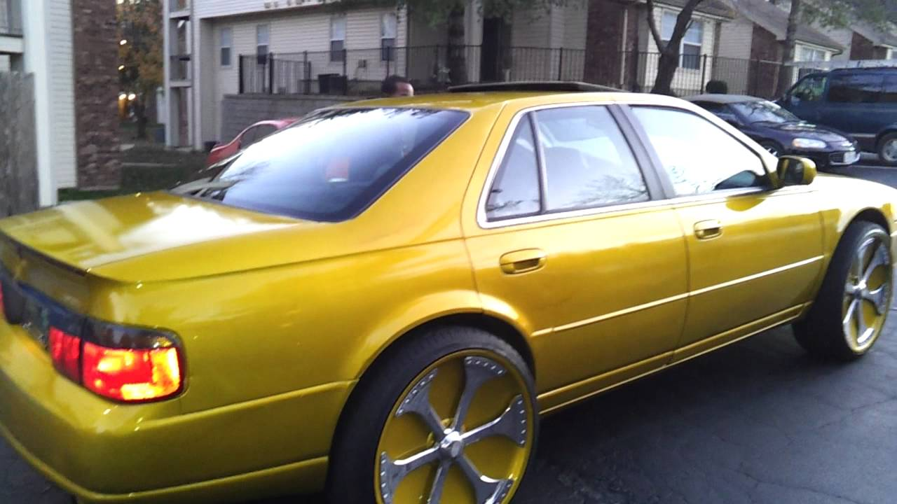 Sts On 24 Inch Davins In St Louis Who Gone Stop Me Youtube