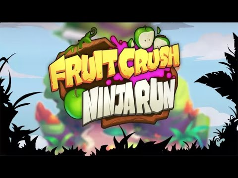 Ninja Run - Fruit Crush Android Gameplay (HD)