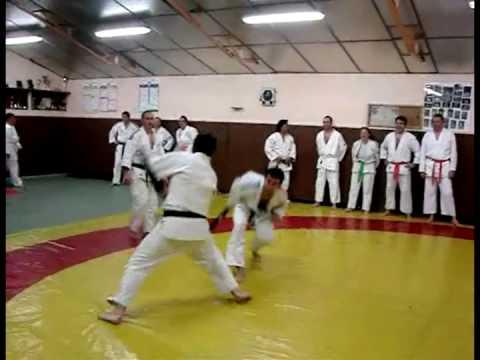 Entrainement de Sport Chanbara - Le Palais-sur-Vienne - 04/12/2008