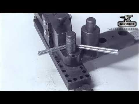 manual wrought iron machine,  universal bending tool,  Máy làm sắt nghệ thuật, sắt mỹ thuật