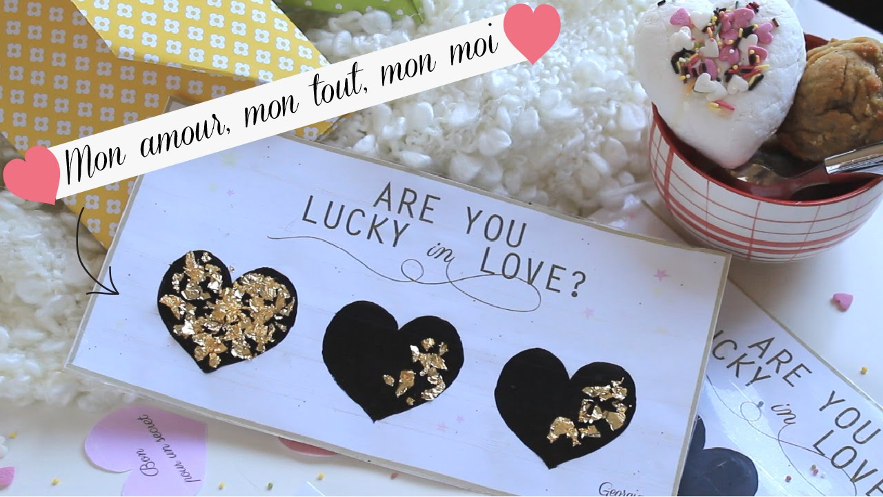 Diy st valentin derni re minute tickets d 39 amour gratter - Carte st valentin a faire soi meme ...