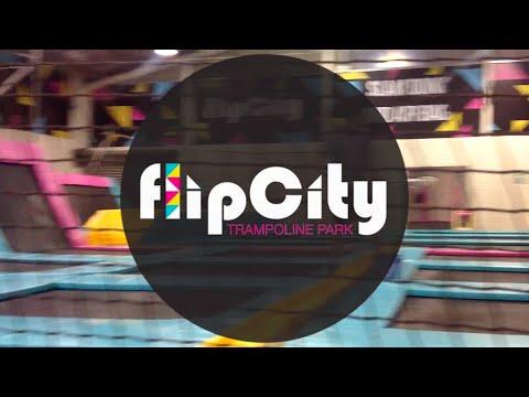 Flip city Trampoline Park NZ (Palmerston North)