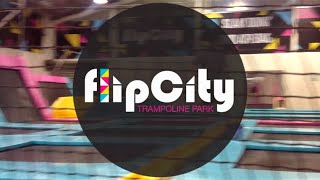 Flip city Trampoline Park NZ (Palmerston North)