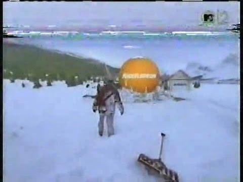 Nickelodeon ID: Snow Day 2000