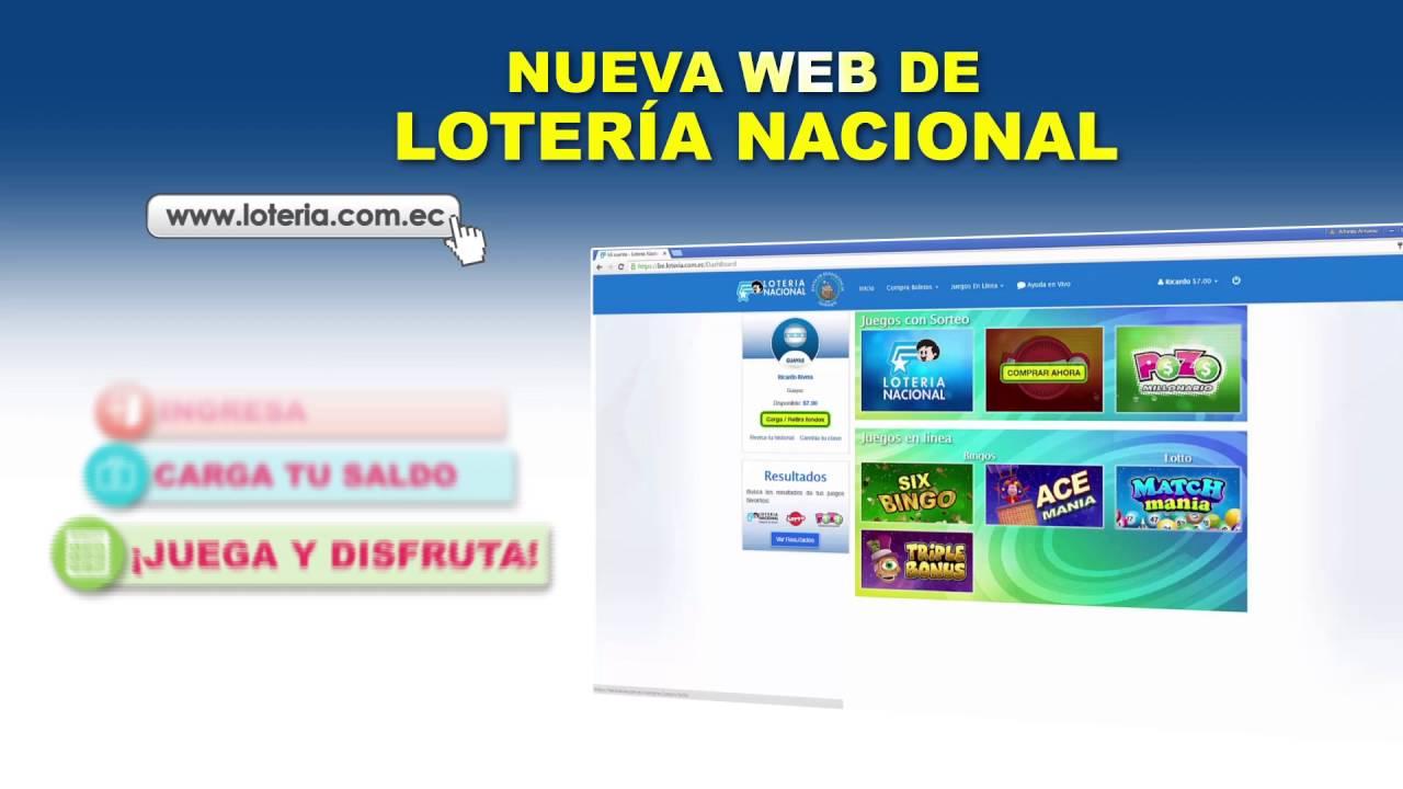 Resultado de imagen para loteria online