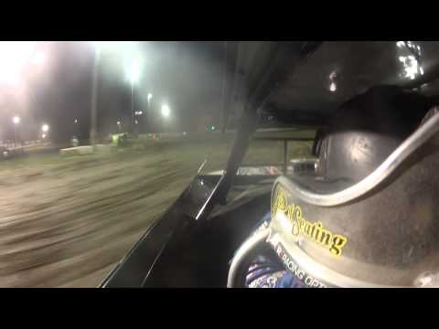Mike McKinney l Kankakee County Speedway l UMP Modified A-Main l 7.11.14