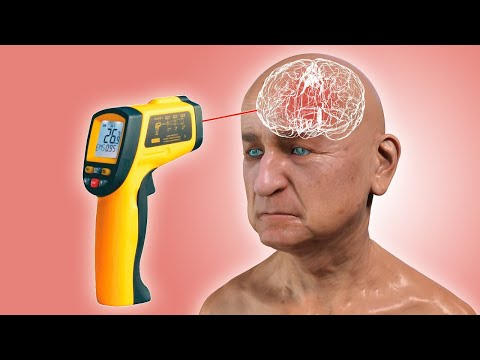 Does Using Infrared Thermometers Damage The Brain?