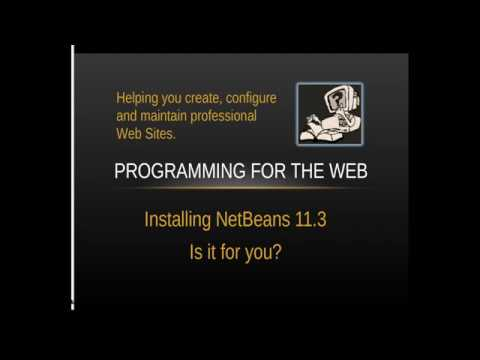 Is NetBeans 11.3 Right For You? A Clean Install By Programming For The Web