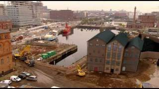 Special Lost Dock of Liverpool