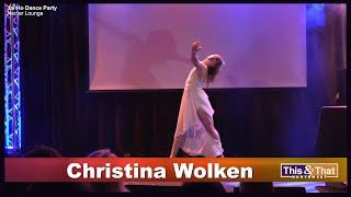 Dancer Christina Wolken