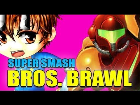Let's Play Super Smash Bros. Brawl - WiFi w/ Matblack7