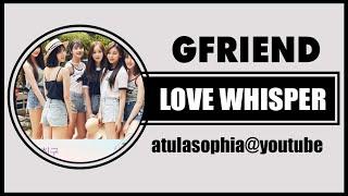 [Phiên âm Tiếng Việt] LOVE WHISPER – GFRIEND Mp3