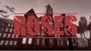 ROBLOX Roses-taking a slight scare!