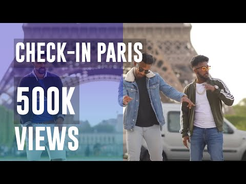 Check - Kojo Funds Remix | Check-in Paris | IFT-Prod | Boston, Achu, Sophia Akkara | Jerone B