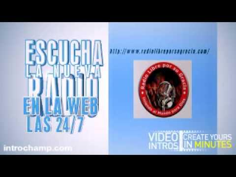 NUEVA RADIO CRISTIANA RADIO LIBRE POR SU GRACIA