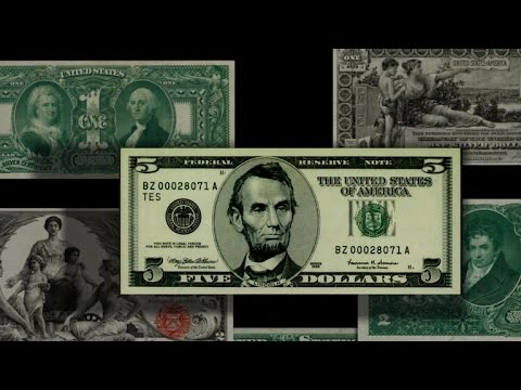 The Changing Face Of U S Currency