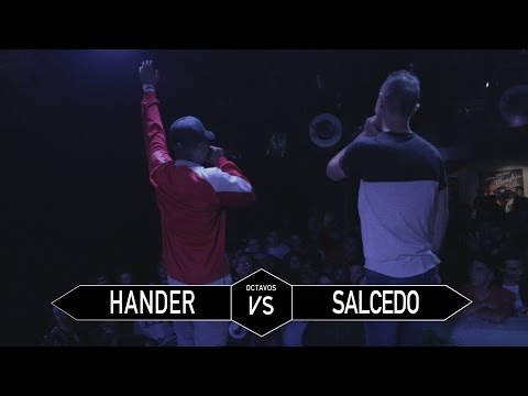 HANDER VS SALCEDO - OCTAVOS - GOLD BATTLE