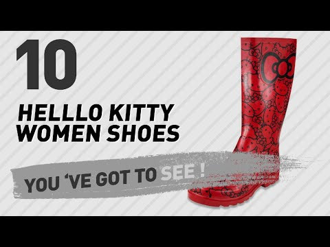 Helllo Kitty Women Shoes // New & Popular 2017