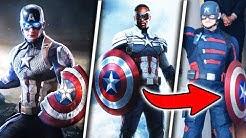 Der NEUE Captain America ENTHÜLLT!