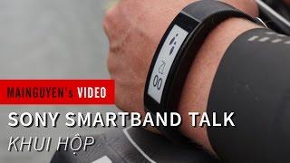 khui hop sony smartband talk - wwwmainguyenvn