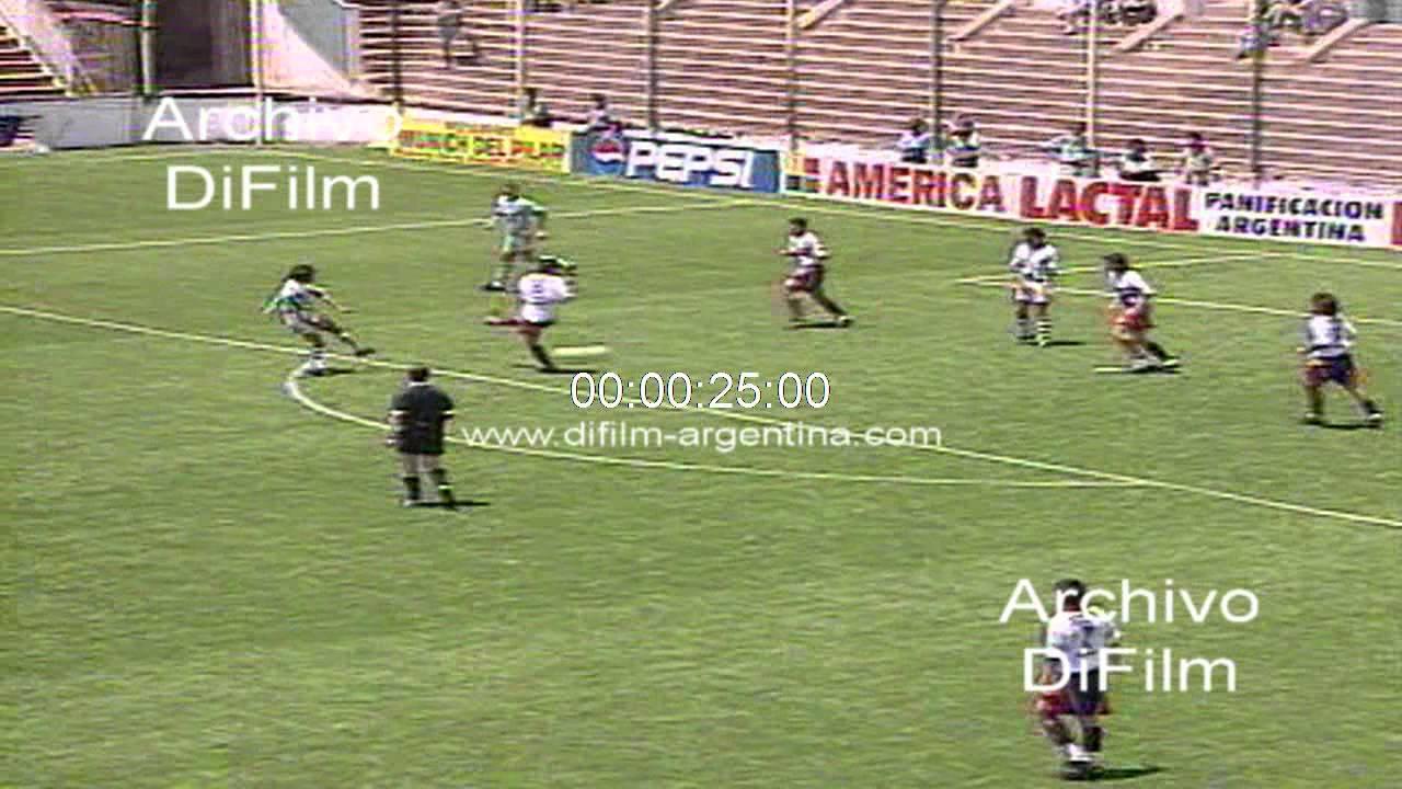 DiFilm - Banfield vs Central Cordoba - Primera B 1997 ...