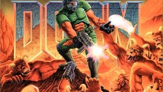 Doom 1-3 Final Bosses & Endings