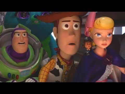 7 Teorías que cambian completamente las películas de Toy Story