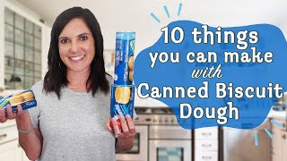 10 Brilliant Ways to Use Canned Biscuit Dough   Canned Biscuit Hacks   MyRecipes