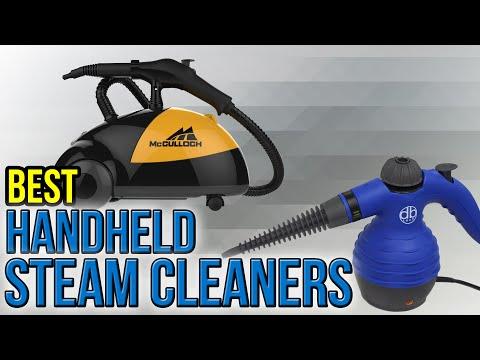 8 Best Handheld Steam Cleaners 2017