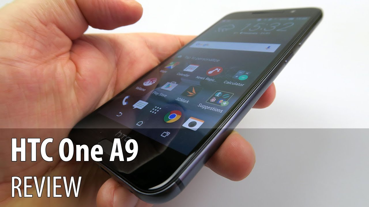 HTC One A9 Mega Review (Midrange Android 6.0 phone ...
