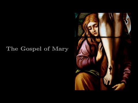 The Gospel of Mary ~ A Lyrics Video of A Lost Scripture