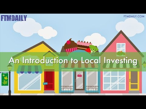 Investing without Wall Street: An Introduction to Local Investing