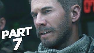CALL OF DUTY MODERN WARFARE Walkthrough Gameplay Part 7 - ALEX - Campaign Mission 7 (COD MW)