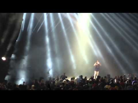 Drake @ Spac Saratoga Performing Arts Center 8/12/2014