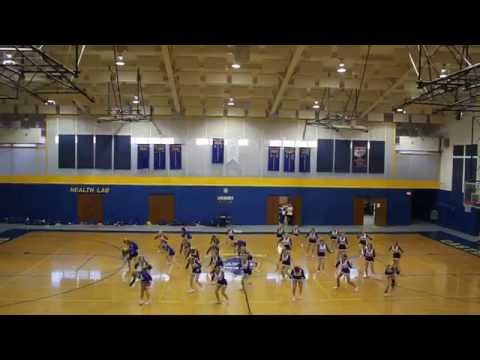 Castle North Middle School Pep Assembly 1/21/15