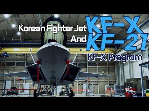 Download ☆Korean Fighter Jet,KF_X and KF_21☆  KFX Program Group