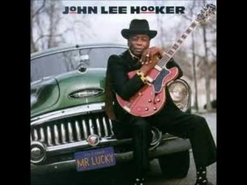 John Lee Hooker--Face to Face