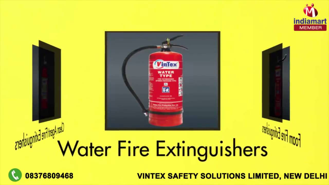 What Does The Letter B On A B1 Fire Extinguisher.9 Ltr Water Fire Extinguisher View Specifications