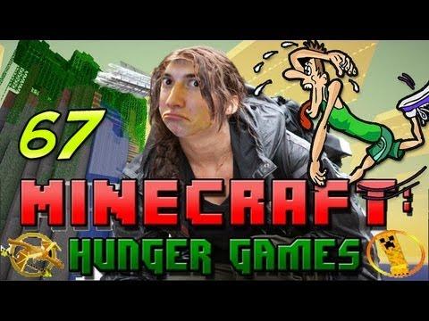 Minecraft: Hunger Games w/Mitch! Game 67 - Marathon Start!