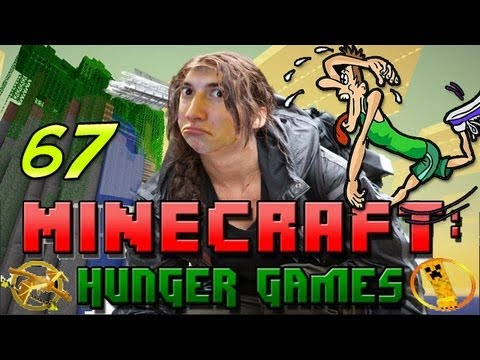 Minecraft: Hunger Games w/Mitch! Game 67 - Marathon Start!