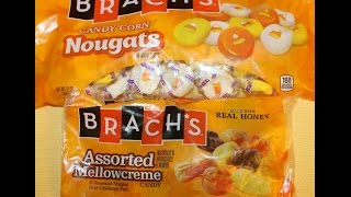 Brach's: Fall/halloween Candy Corn Nougats And Assorted Mellowcreme Candy Review