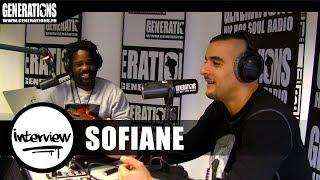 """Sofiane - Interview """"Affranchis"""" (Live des studios de Generations) thumbnail"""