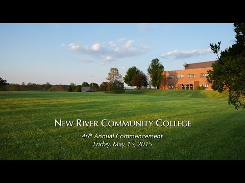 Forty-sixth Annual Commencement New River Community College