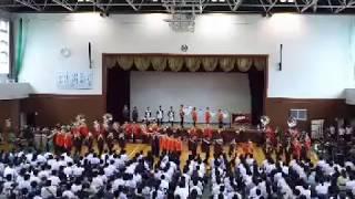 京都両洋高等学校 吹奏楽部 Kyoto Ryoyo Windband HERZ ステージマーチ...