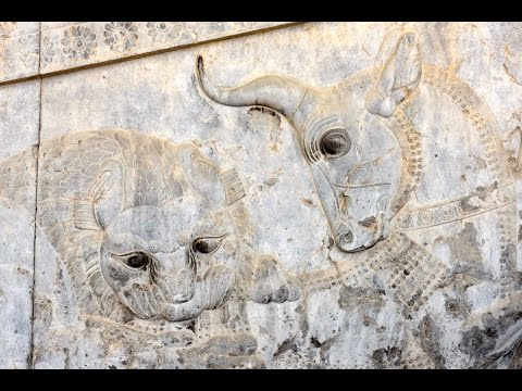 PERSEPOLIS (Iran) - UNESCO World Heritage Site