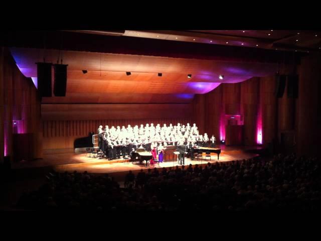 MONTREUX 22 mai 2011 Choeur d'Oratorio Petite Messe Solennelle de Rossini